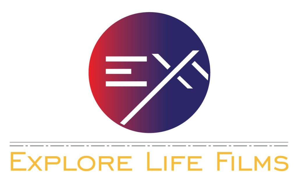 Explore Life Films Logo Design