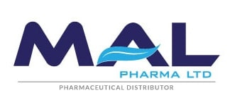 MAL Pharma LTD. Logo Design