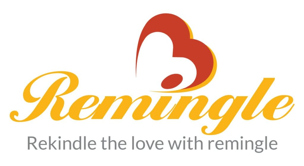 Remingle Logo Design