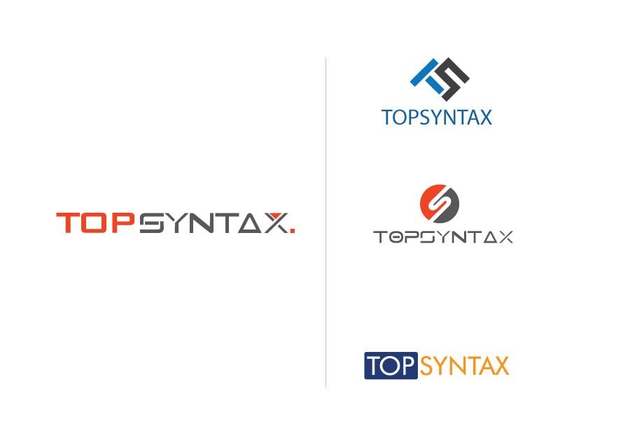 Top Syntax Logo Design Options