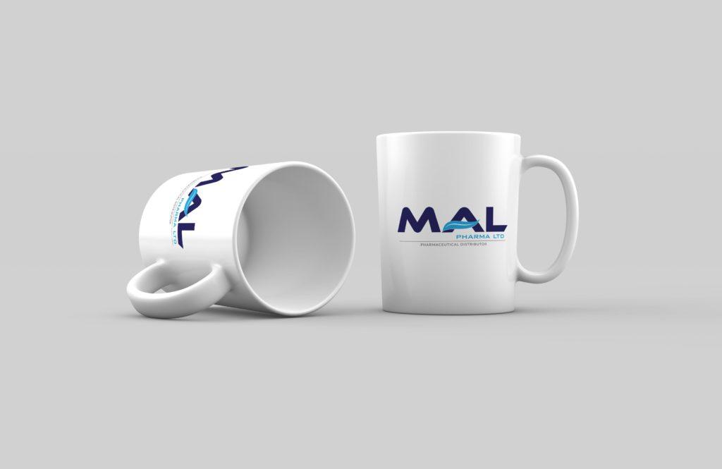 MAL Pharma Mug Design