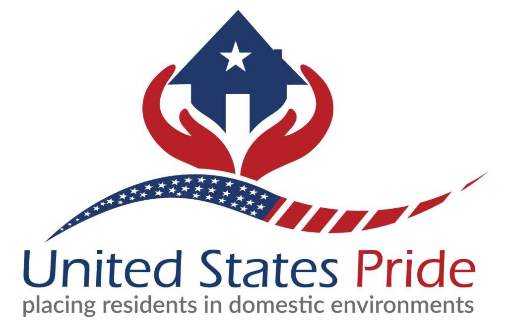 United States Pride Logo Design