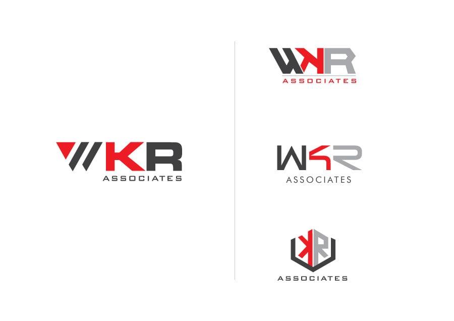 WKR Associates Logo Design Options