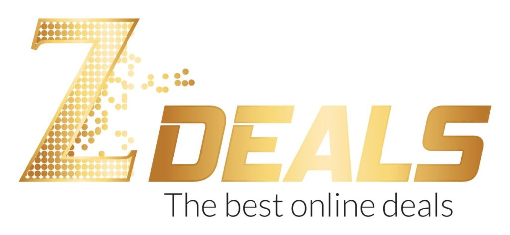 Z-Deals Logo Design