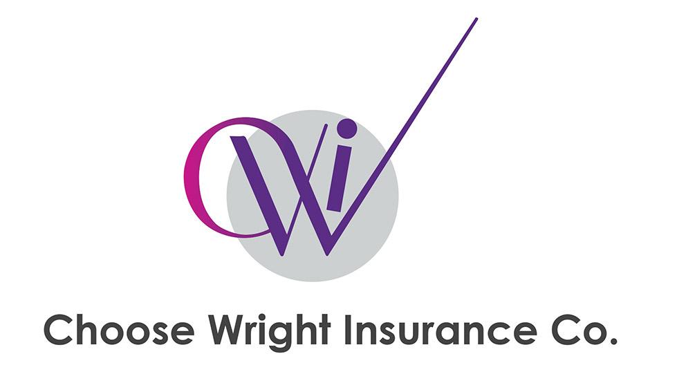Choose Wright Insurance Co. Logo Design