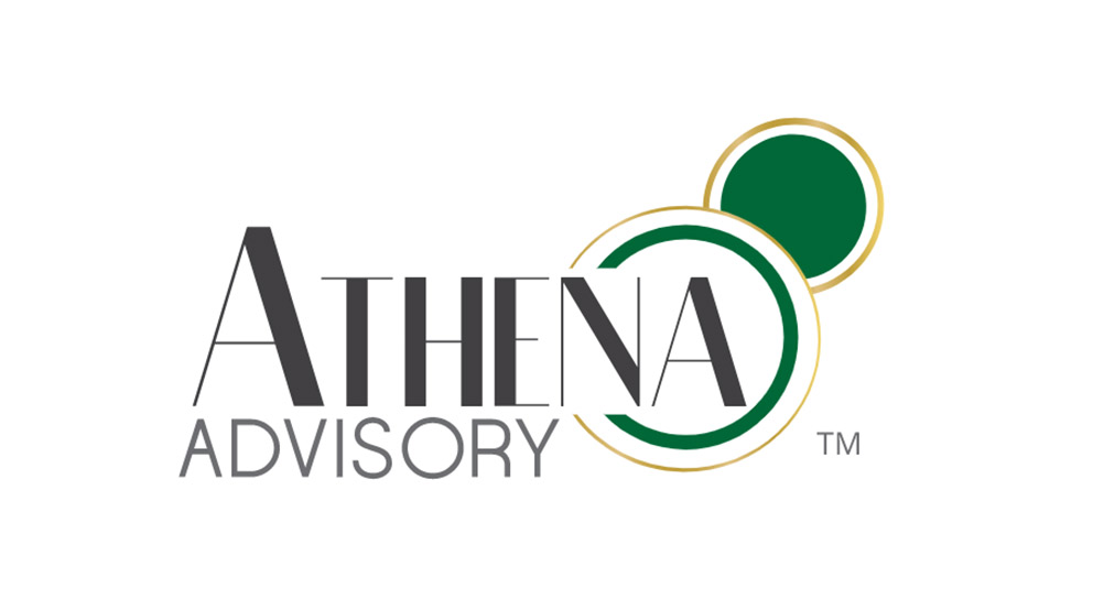 Athena Advisory Logo Design
